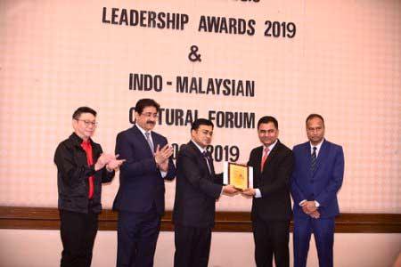 ICMEI- Global Strategic And Leadership Awards At Kuala Lumpur