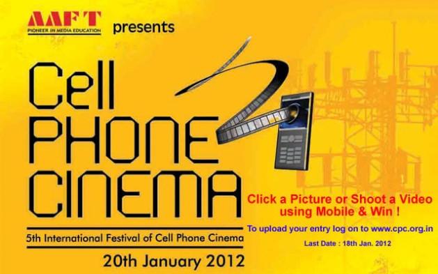 Organizations Join 5th International Festival Of Cellphone Cinema