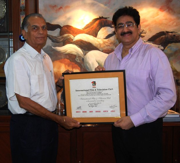 dr-daman-parkash with Sandeep Marwah