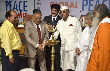 Peace Summit Inaugurated