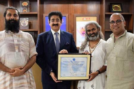 Spirituality Has Answer For All The Problems – Sandeep Marwah