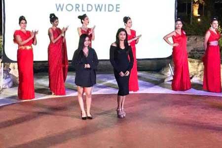 AAFT School of Fashion Presented New Range In Greece