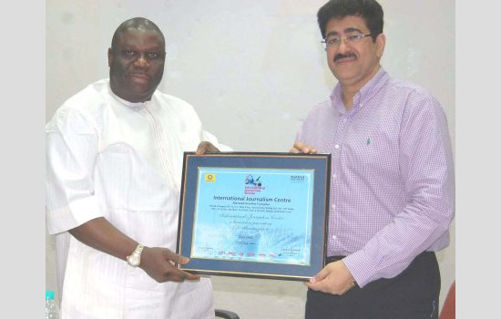 Indo Nigerian Film Association Join Hands With IFCPC