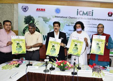 World Environment Day Celebrated At Marwah Studios World Foundation